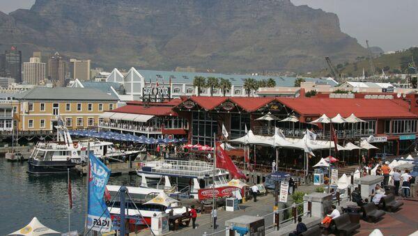 Кейптаун, ЮАР. Архивное фото
