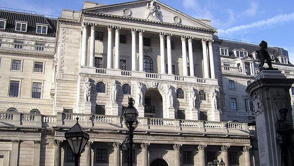 Банк Англии. Архивное фото