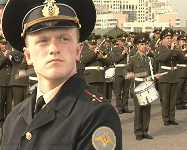 Оркестры из Франции, Англии и США впервые сыграют на параде Победы