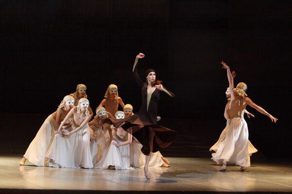Балет Медея Театра оперы и балета имени Чайковского, Пермь