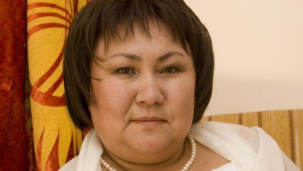 Токтайым Уметалиева