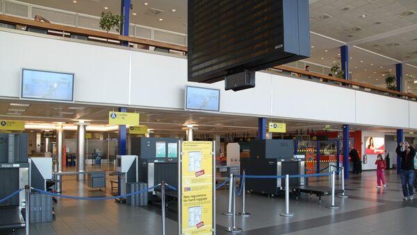 Берлинский аэропорт Шенефельд. Архивное фото