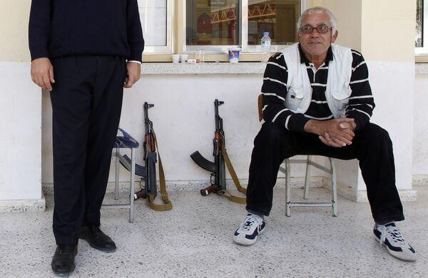 Выборы на непризнанном севере Кипра