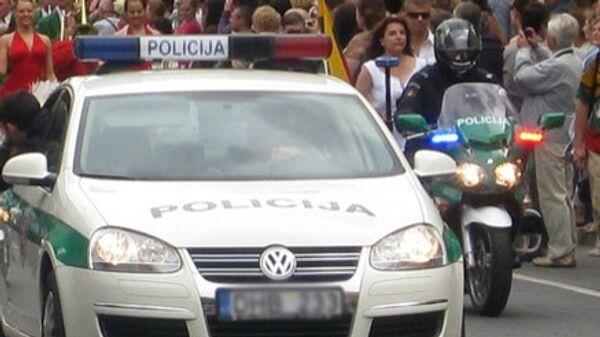 Литовская полиция. Архив