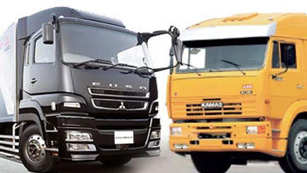 КАМАЗ и Mitsubishi Fuso договорились о создании СП