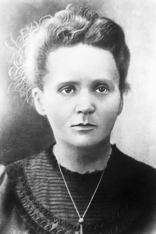 Мария Кюри-Складовская - РИА Новости, 1920, 20.10.2020