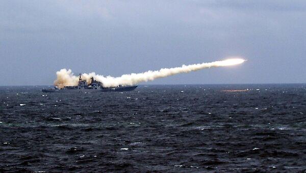Пуски крылатых сверхзвуковых ракет, архивное фото