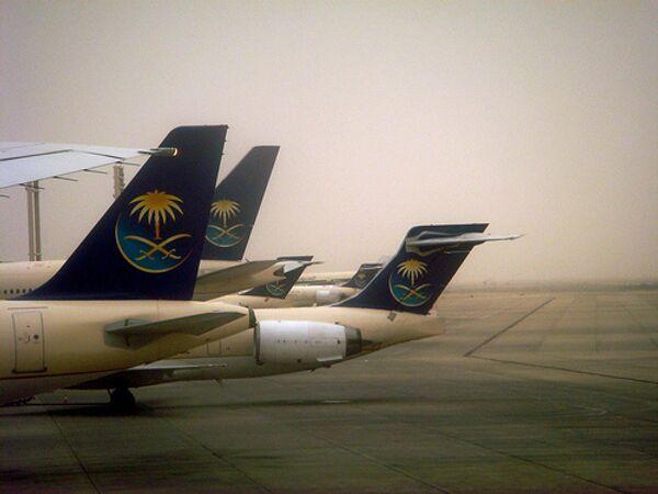 Лайнеры Саудовских арабских авиалиний