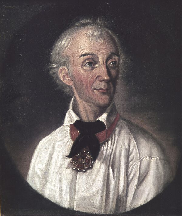 Полководец Александр Васильевич Суворов