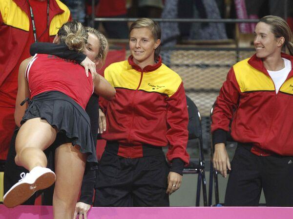 Сборная Бельгии по теннису