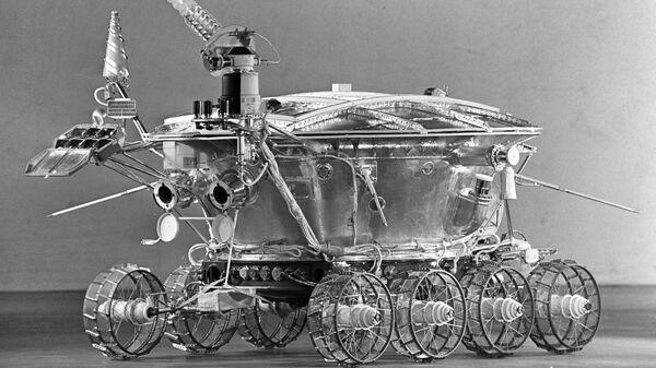 Самоходный автоматический аппарат «Луноход-I»