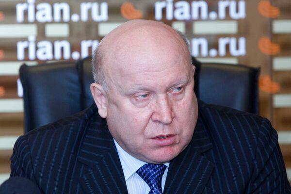 Губернатор Нижегородской области Валерий Шанцев. Архив