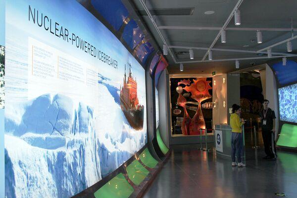 Выставка ЭКСПО-2010, российский павильон