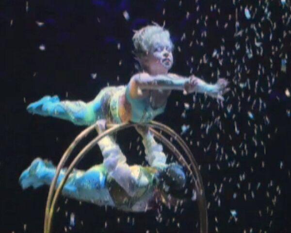 Грандиозное шоу Кортео Cirque du Soleil едет в Россию