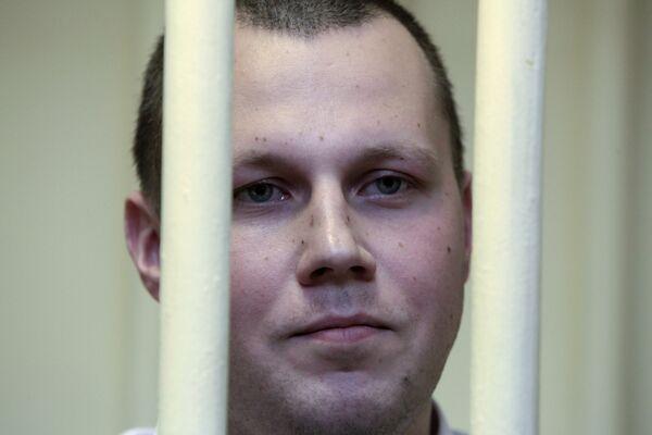 Рассмотрение уголовного дела в отношении капитана третьего ранга Николая Захаркина