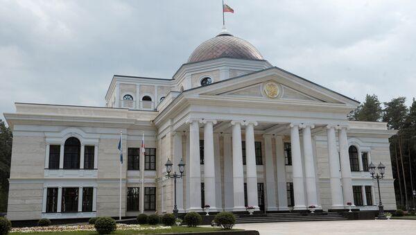 Резиденция Горки. Архивное фото