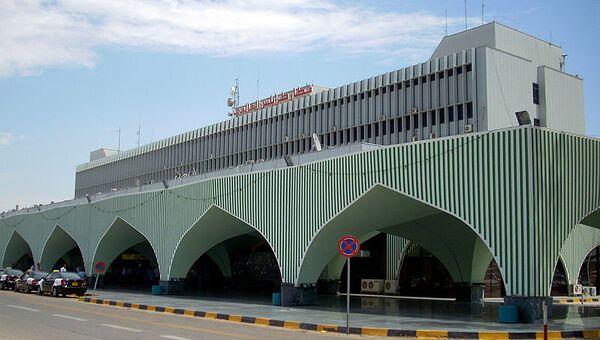 Международный аэропорт Триполи. Архив