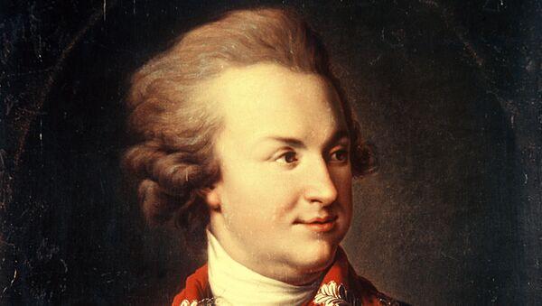 Государственный деятель и дипломат князь Григорий Александрович Потёмкин-Таврический