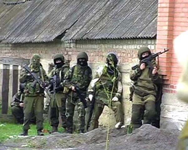 Силовики уничтожили боевика, причастного к терактам в Ингушетии