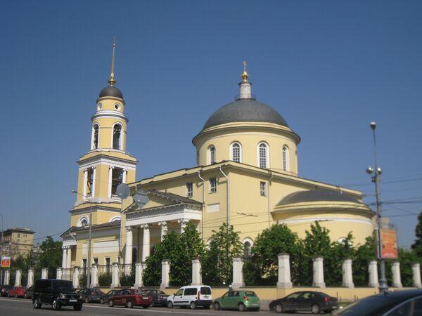 Храм Вознесения Господня у Никитских ворот