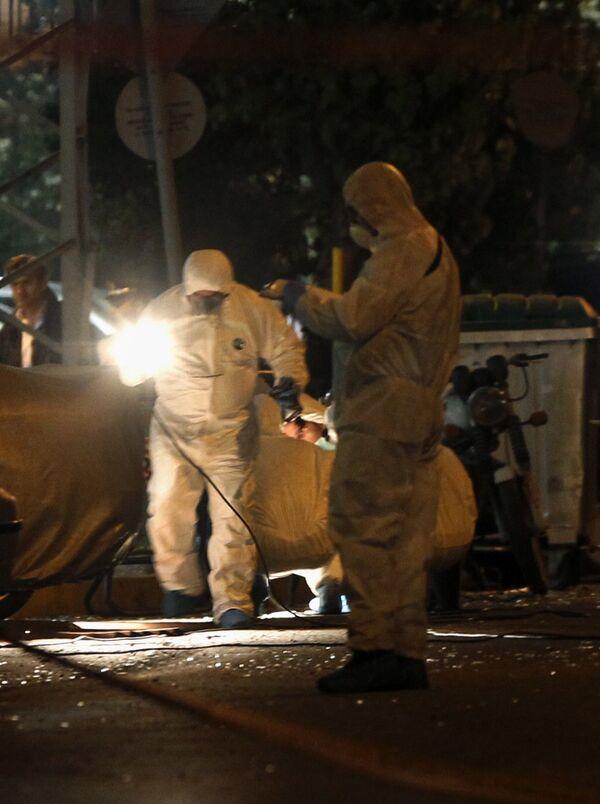Взрыв прогремел у стен крупнейшей в Греции тюрьмы близ Афин