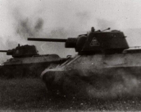 Броня в небе и на земле – как воевали танки Т-34 и штурмовики Ил-2