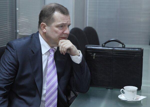 Экс-глава республики Карелия Сергей Катанандов. Архив