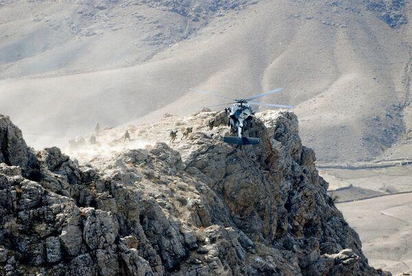 Афганистан перевал