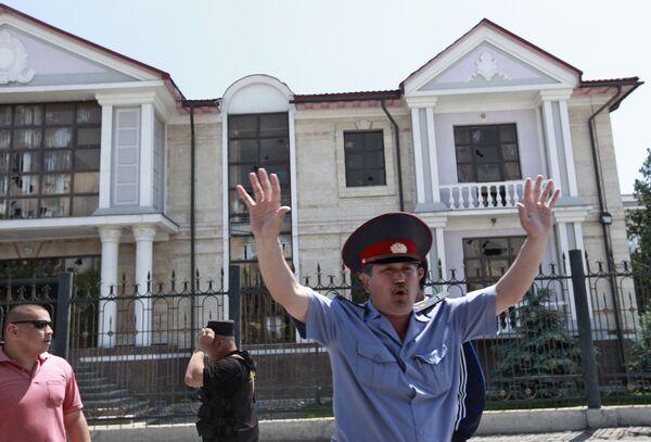 Ситуация в Киргизии. Архив