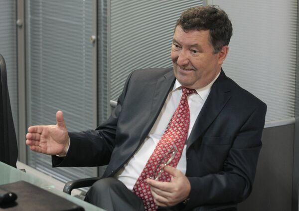 Губернатор и кандидат в губернаторы Тамбовской области Олег Бетин