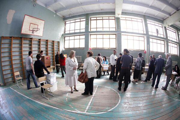 Выборы в Нагорном Карабахе