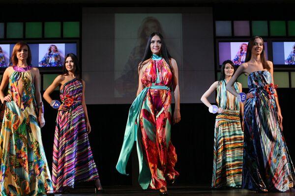 Финальный тур конкурса Краса Казани -2010