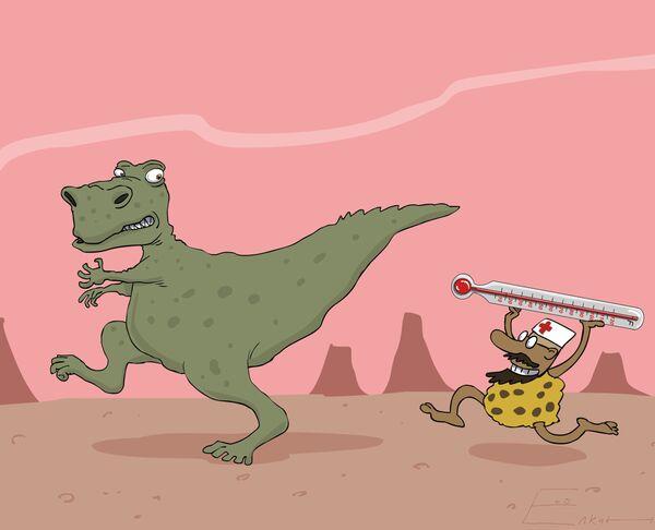Динозавр картинки прикольные
