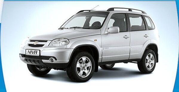 СП GM-АвтоВАЗ с 1 июня увеличит розничные цены на Chevrolet Niva