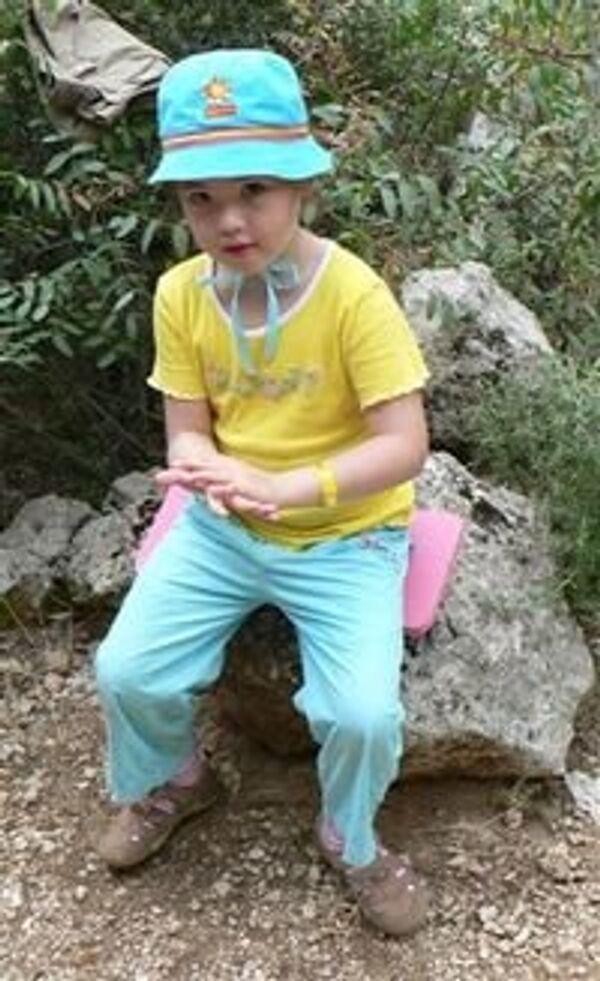 Залия Рахметова пострадавшая от камнепада в Турции
