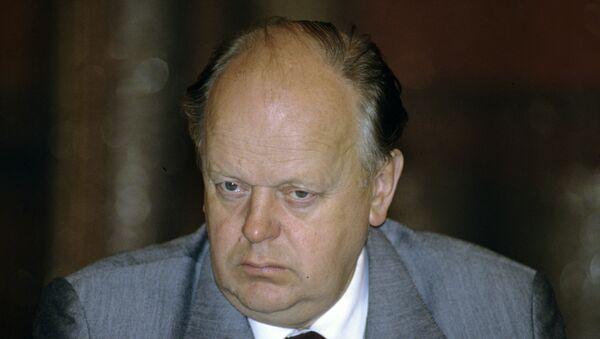 Станислав Станиславович Шушкевич. Архивное фото