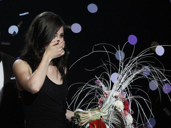 Певица Лена из Германии победила на конкурсе Евровидение-2010 в Осло