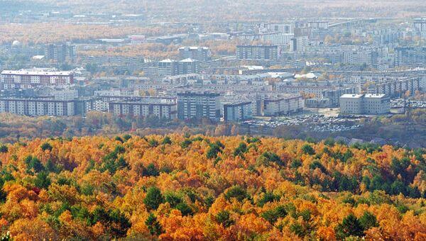 Сахалин. Архивное фото