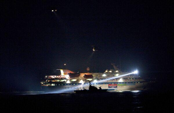ВМС Израиля атаковали суда с гуманитарным грузом для сектора Газа. Архив