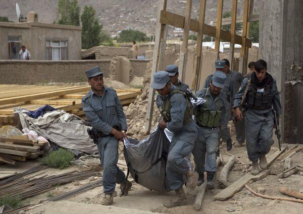 Рядом с местом проведения джирги мира в Кабуле взорвался смертник