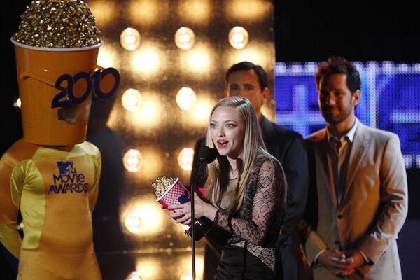 Церемония вручения премии MTV Movie Awards 2010