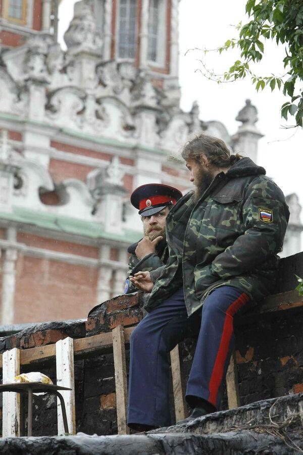 Ситуация в Кадашевской слободе