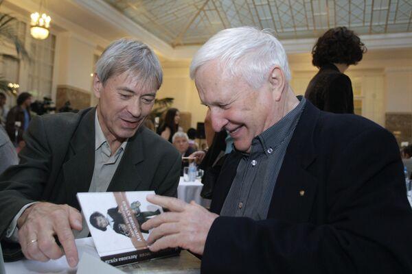 Российская литературная премия Национальный бестселлер - 2010 вручена в Санкт-Петербурге