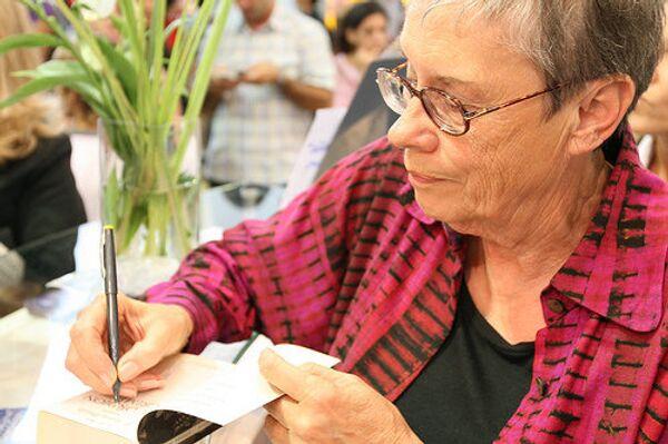 Писательница Энни Пру