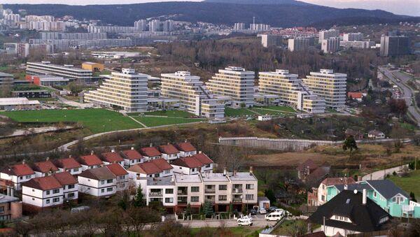 Словакия. Архив