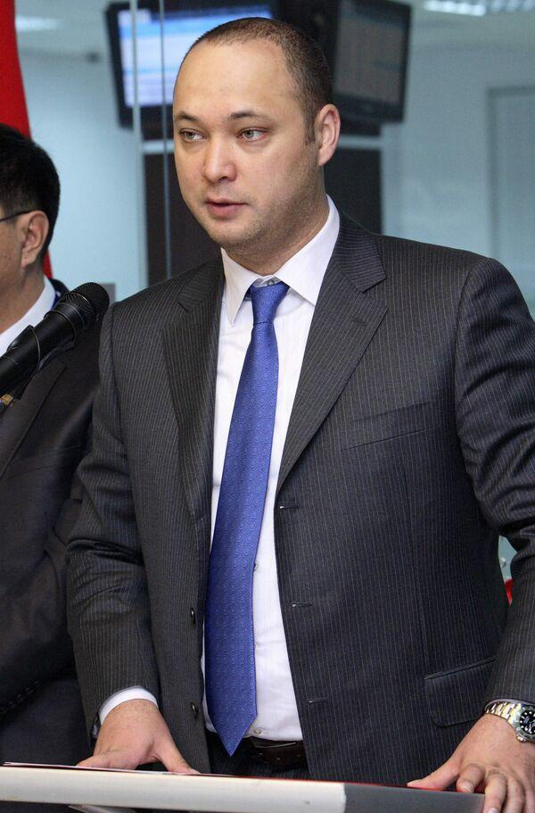 Максим Бакиев, сын Курманбека Бакиева