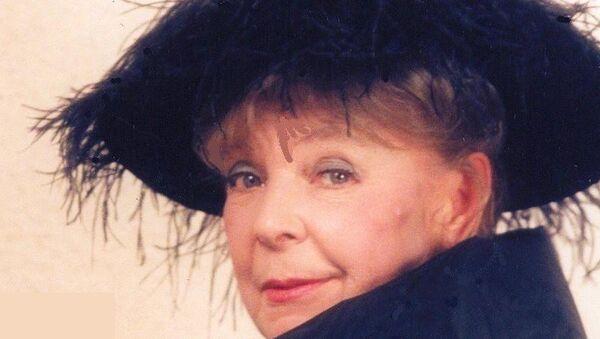 Ольга Аросева. Архивное фото