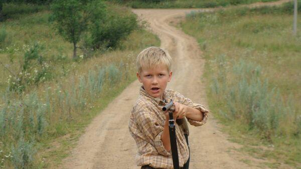 Кадр из фильма Воробей