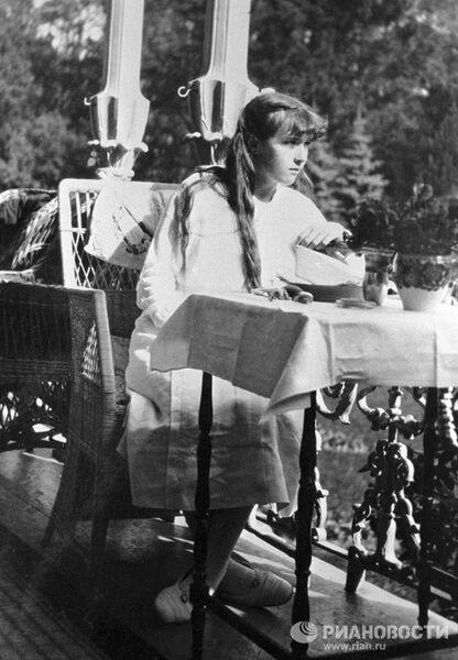 Дочь Николая II Анастасия
