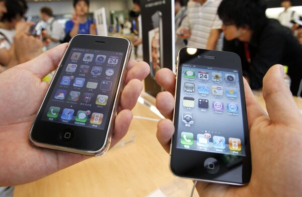 iPhone 4 состоит из компонентов, общая стоимость которых составляет 187,51 долларов